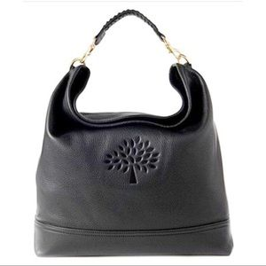 Mulberry | Effie Dark Brown Leather Bag